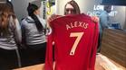 ¡Manchester enloquece con Alexis!