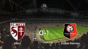 El Stade Rennes gana 0-1 en el feudo del FC Metz