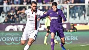 Tello aún tiene opciones de continuar su carrera en la Fiorentina
