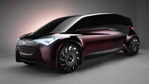 Toyota Fine Comfortride, la apuesta FCV para el futuro.