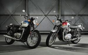 Triumph T100 y T120 Bonneville