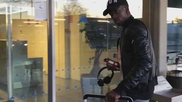 Umtiti, Dembélé y Digne viajan juntos a Francia