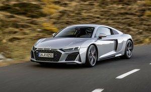 A la venta el Audi R8 RWD de tracción trasera
