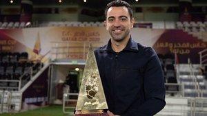 Xavi extiende su vínculo con el Al Sadd una temporada