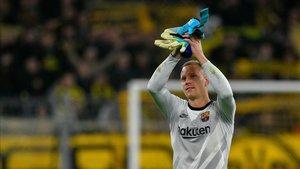 xortunobarcelona s german goalkeeper marc andre ter stege190919190618