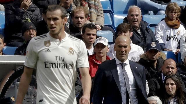Zidane asegura que cuenta con Bale y James