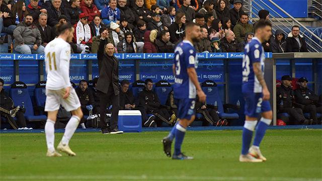 Zidane: Sabíamos que íbamos a sufrir