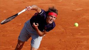 Zverev lidera la nueva generación de tenistas