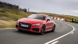 Nuevo Audi TT S.