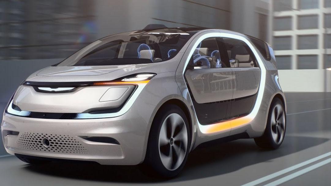 Chrysler Portal, el monovolumen eléctrico y autónomo que llega en 2020 (ES)