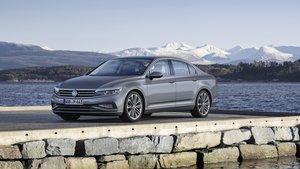 Nuevo Volkswagen Passat.