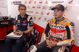 El alemán Bradl, probador de Honda, reemplazará a Márquez