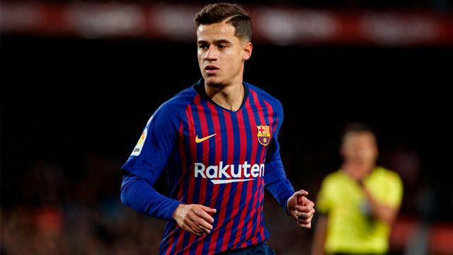 El Barça empieza a tener clara la marcha de Coutinho