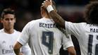 Benzema estará entre dos y tres semanas de baja