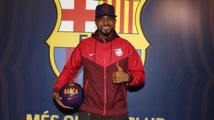 Boateng ya es del Barça
