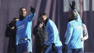 Boateng y Murillo podrán jugar los octavos de la Champions