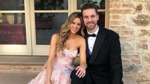 La boda secreta de Pau Gasol y Catherine McDonnell