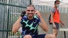 Bruno Hortelano ha vuelto a sonreír este lunes en Andorra La Vella