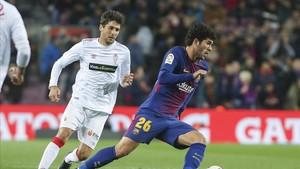 Carles Aleña formará parte la próxima temporada del primer equipo