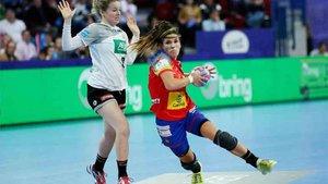 Carmen Martín forma parte del equipo ideal del Europeo