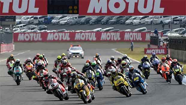 El circuito de Motegi del GP de Japón de MotoGP (ES)