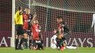 Colón de Santa Fe goleó 4-0 al Zulia de Venezuela y ya está en las semifinales de la Copa Sudamericana