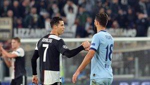 Cristiano es una de las estrellas de la actual Champions