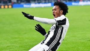 Cuadrado vuelve a sonreir en la Juventus