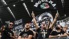 Decenas de hinchas de la Juventus han sido arrestados por causar disturbios en Ámsterdam