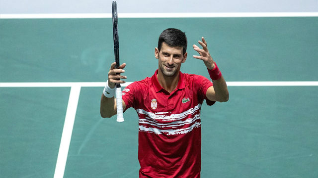 Djokovic: Jugar en casa puede ser decisivo en la Copa Davis
