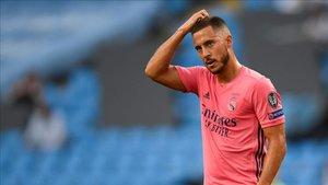 Eden Hazard sigue siendo el buque insignia para Florentino Pérez