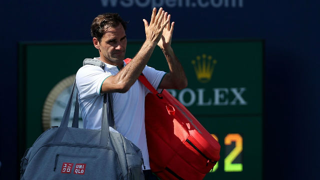 Federer cae eliminado de Cincinnati