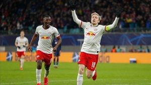 Forsberg cree que su Leipzig puede alcanzar grandes cotas