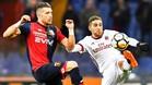 El Génova demostró ser un rival correoso y puso en aprietos al Milan