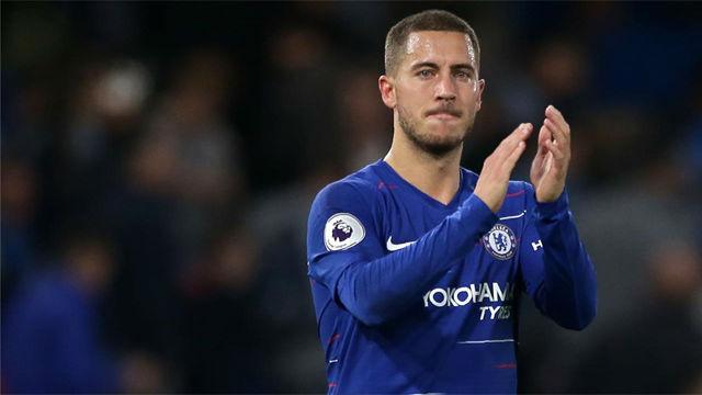 Hazard: Puedo terminar mi carrera en el Chelsea