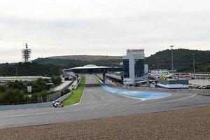 Jerez alberga hoy y mañana test de Moto2 y Moto3