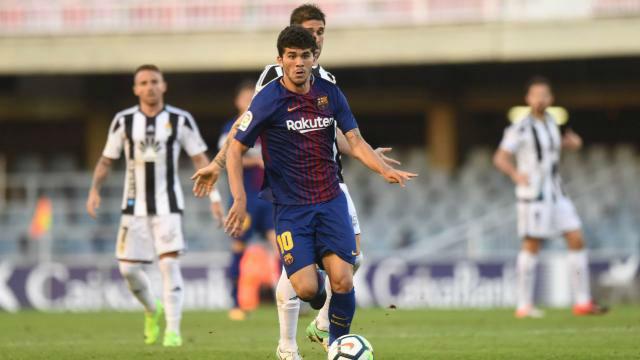 LALIGA 123 | Barça B-Oviedo (1-1)
