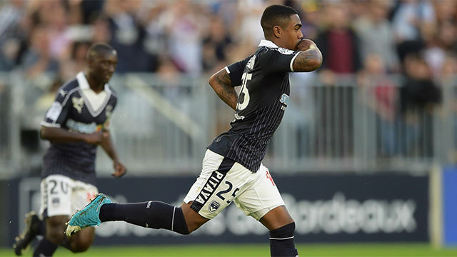 Roma agree deal to sign Brazilian winger Malcom from Bordeaux