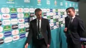 Luis Enrique, sobre Robert Moreno: No estoy aquí para jugar un partido de tenis o de pádel