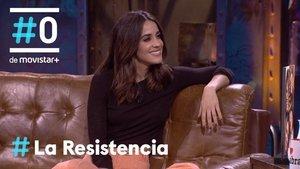 Macarena García cuenta una de sus vivencias en el Lope de Vega a La Resistencia | Youtube