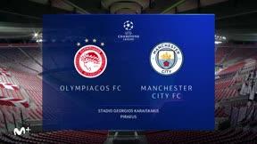 El Manchester City se impone al Olympiakos y ya está en octavos