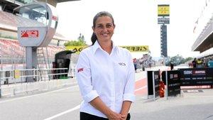 Maria Teixidor, presidenta del Circuit de Barcelona-Catalunya