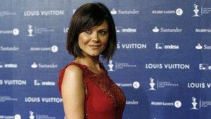 La modelo María José Suárez detenida en el aeropuerto de Madrid