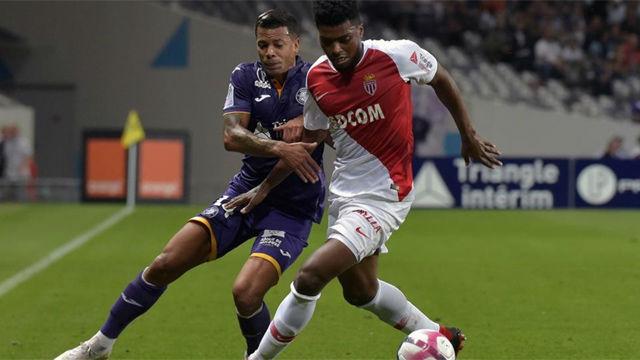 El Mónaco se deja dos puntos en el Stade de Toulouse (1-1)