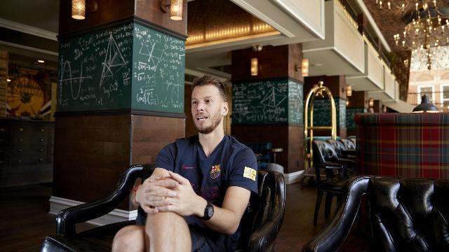 Neto: Si Neymar regresa al Barça será un placer volver a jugar con él