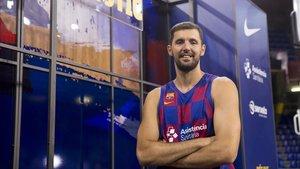 Nikola Mirotic, el fichaje estrella del Barça de baloncesto