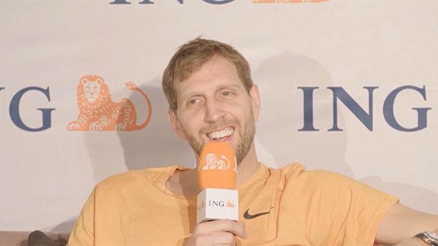 Nowitzki: El compañero más divertido que he tenido ha sido Rodman