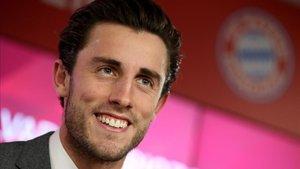 Odriozola: Cuando llegó la opción del Bayern no tuve ninguna duda