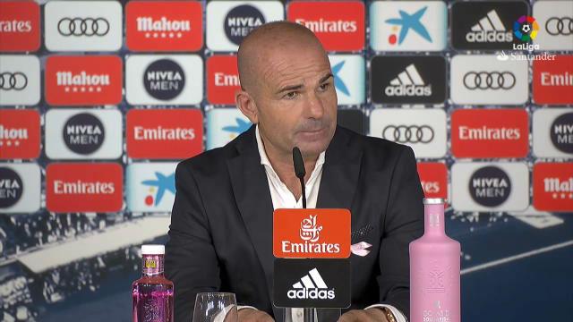 Paco López: ¿Lopetegui? Ya sabemos cómo es el mundo del fútbol