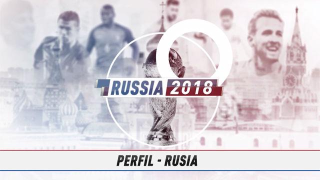 El perfil de Rusia en el Mundial
